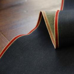Tissu jean Selvedge Avec Lisière Rouge