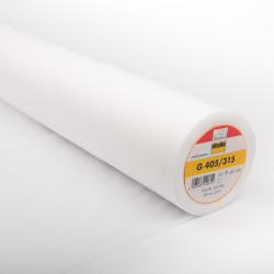 Entoilage thermocollant Vlieseline G405 - blanc