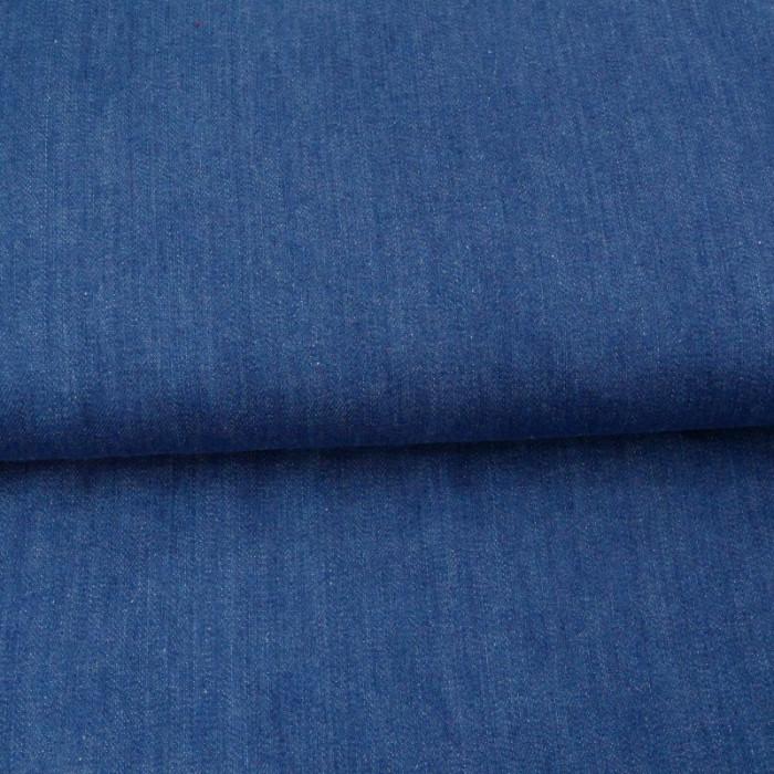 Tissu Jean denim bleu