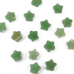 perle étoile amazonite 13 mm