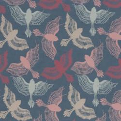 Popeline coton bio colombes - C. Pauli