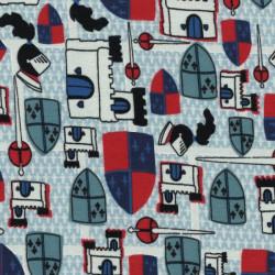 Jersey coton bio chevaliers - C. Pauli