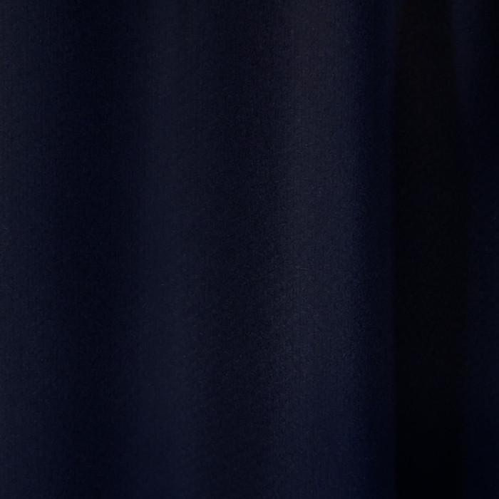 Tissu lainage bleu marine