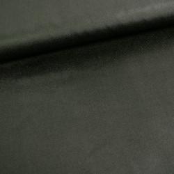 Tissu coton velours vert