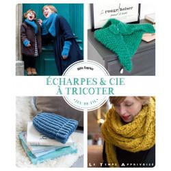 Echarpes & Cie à tricoter - Mlle Sophie