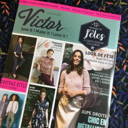 Magazine novembre - décembre 2017 La Maison Victor