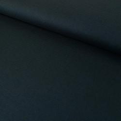 Tissu coton petits carreaux - pétrole x 10 cm