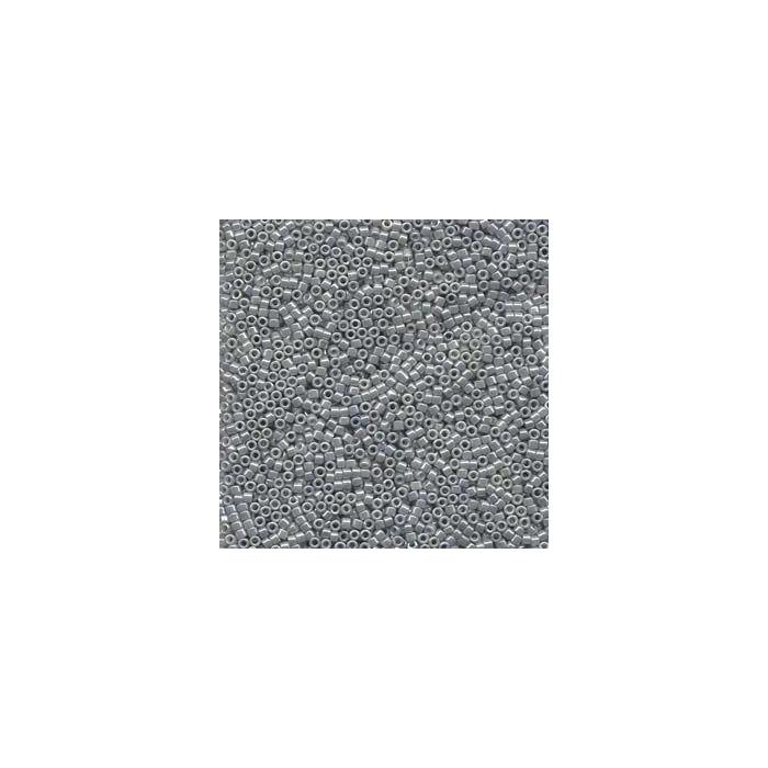 Miyuki Delicas 11/0 - Ceylon Grey - DB0252 x7.2g