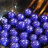 Perles magiques - bleu klein - Atelier de la Création