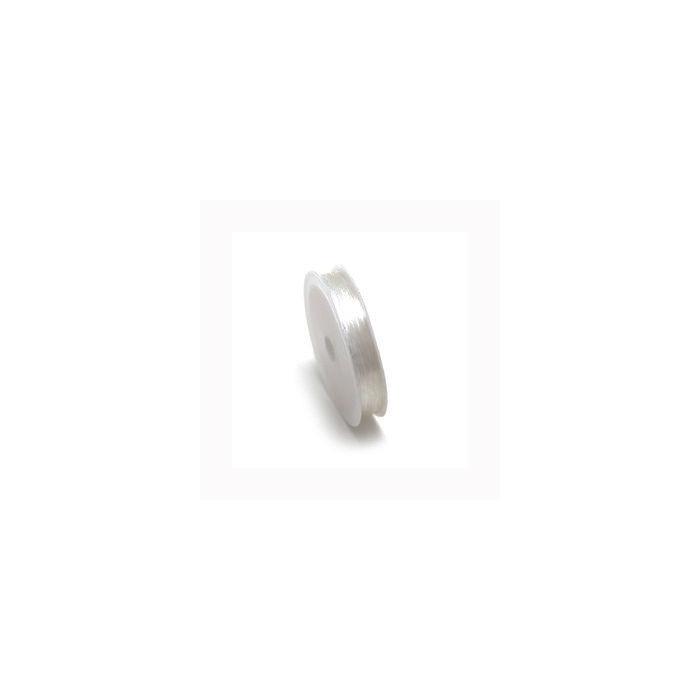Fil élastique transparent 0.6mm x8m
