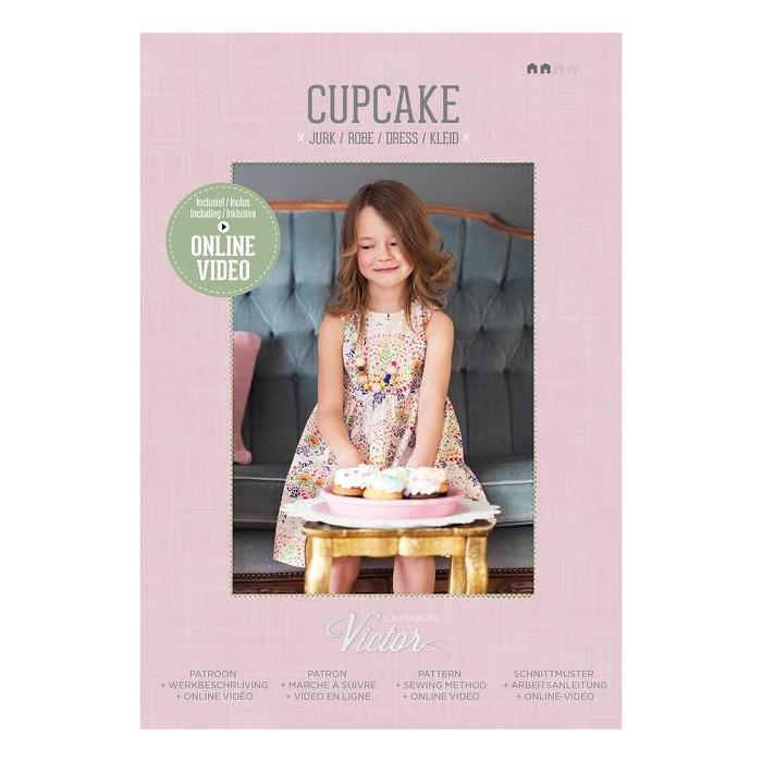 Robe Cupcake Patron La Maison Victor