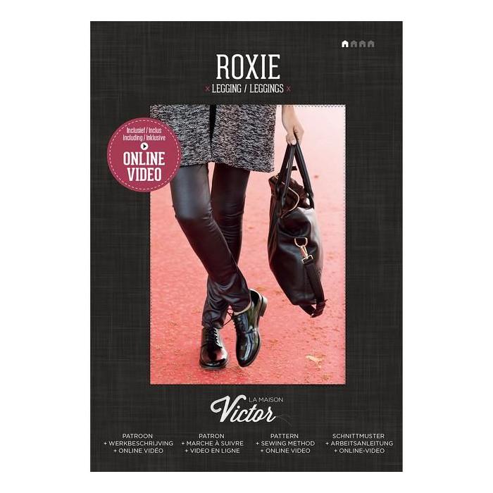 Legging Roxie : Patron La Maison Victor