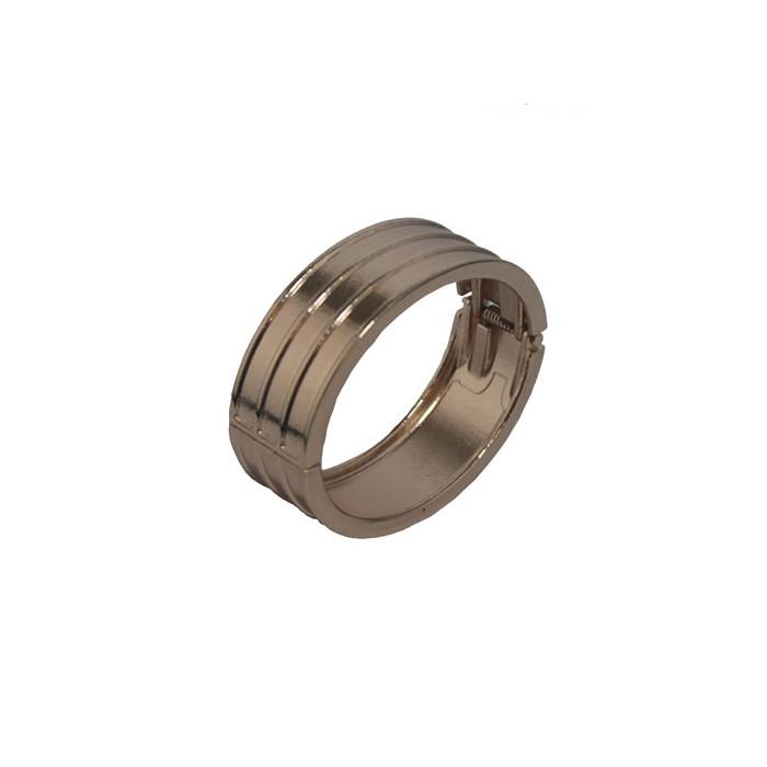 Manchette fermée à personnaliser 22 mm métal cuivre x1