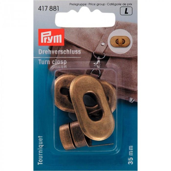 Attache tourniquet pour sac 35 mm