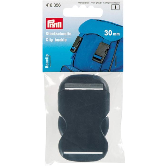 Boucle en plastique 30 mm Prym