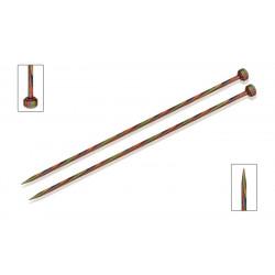 Aiguilles droites Symfonie Knit Pro 40 cm