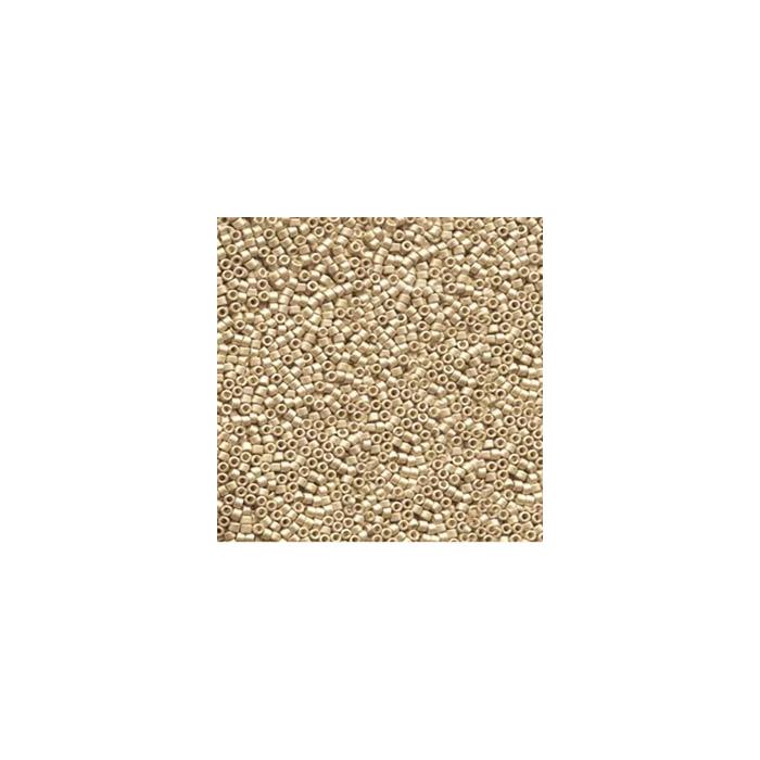 Miyuki Delicas 11/0 - Galvanized semi mat mead - DB1153 x6g