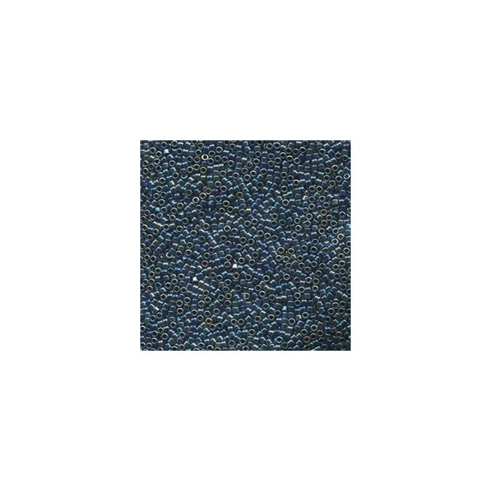 Miyuki Delicas 11/0 - dark blue - DB514 x6g