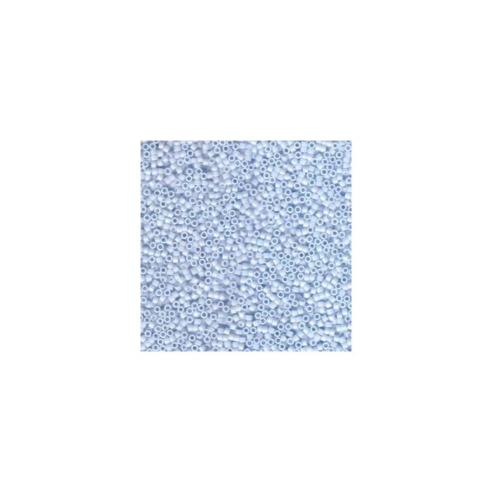 Miyuki Delicas 11/0 - Opaque Light Sky Blue - DB1497 x6g