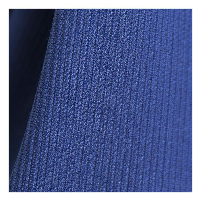 Tissu tricot bleu La Maison Victor