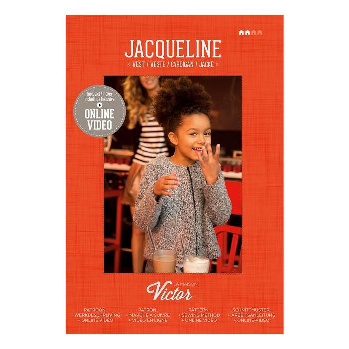 Veste Jacqueline Patron La Maison Victor