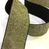 Élastique ceinture Glitter 40 mm