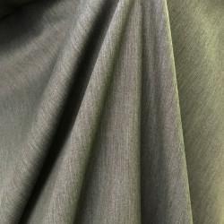 Tissu chambray gris foncé