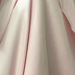 Tissu jersey rose clair