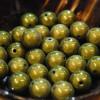 Perles magiques - kaki