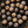 Perles magiques - marron gris