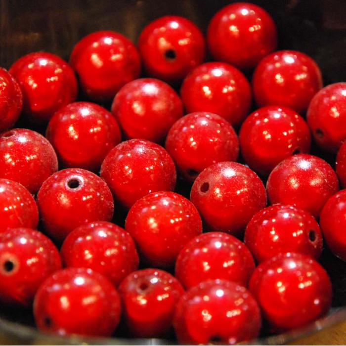 Perles magiques - rouge - Atelier de la Création