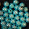 Perles magiques - turquoise