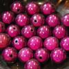 Perles magiques - violet