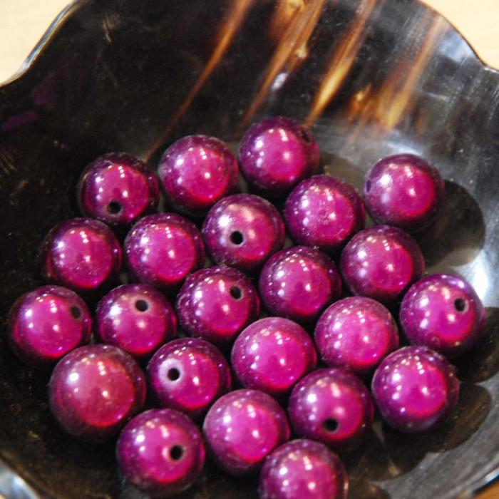 Perles magiques - violet - Atelier de la Création