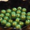 Perles magiques - vert sapin