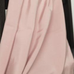 Tissu modal rose