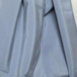 Tissu modal bleu