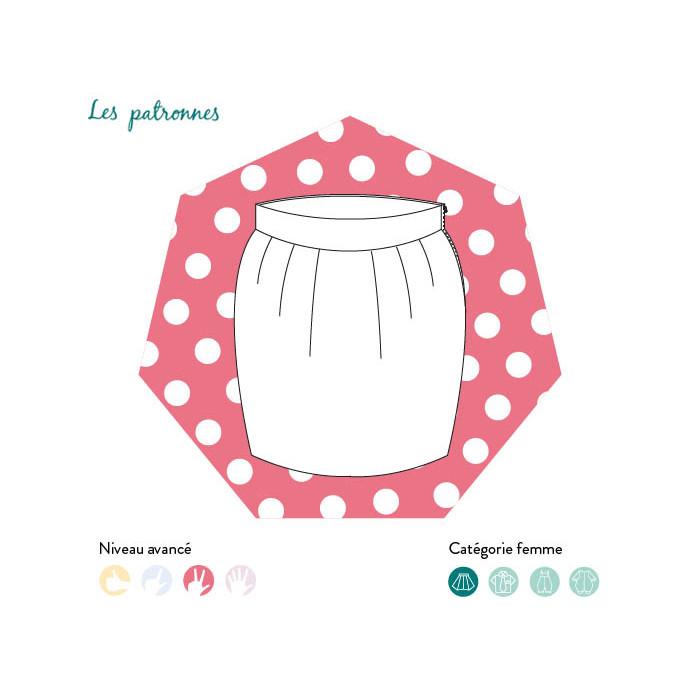 Jupe Delaunay - Les patronnes