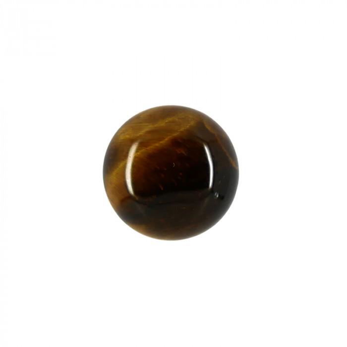 Cabochon oeil de tigre 16 mm x1