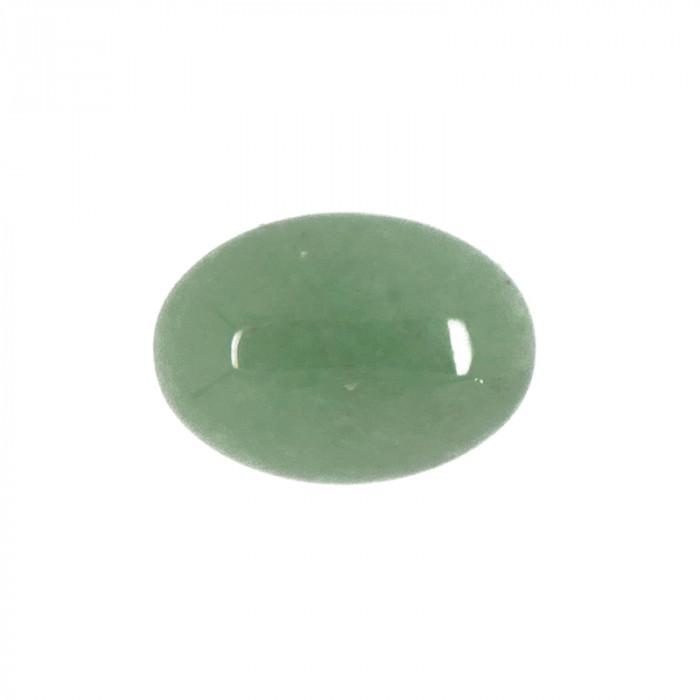 Cabochon jade 13 x 18 mm x1