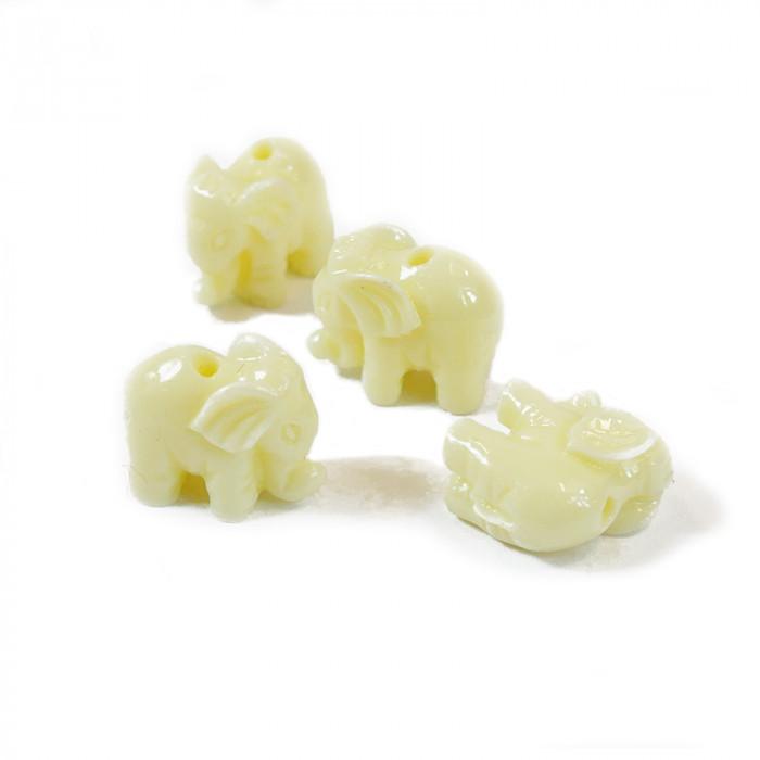 Perle éléphant 14 mm x1