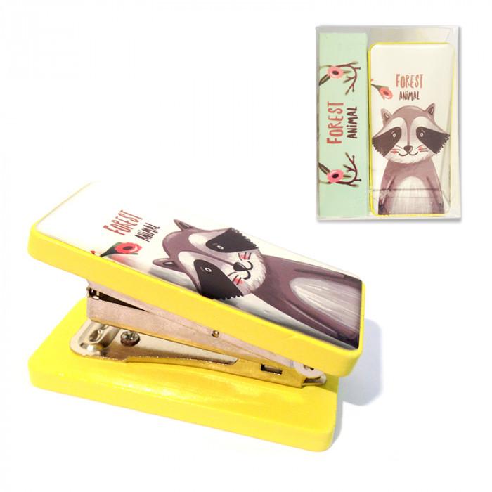 Mini agrafeuse fantaisie - papeterie créative