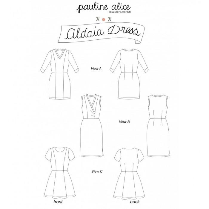 Robe Aldaia - Pauline Alice