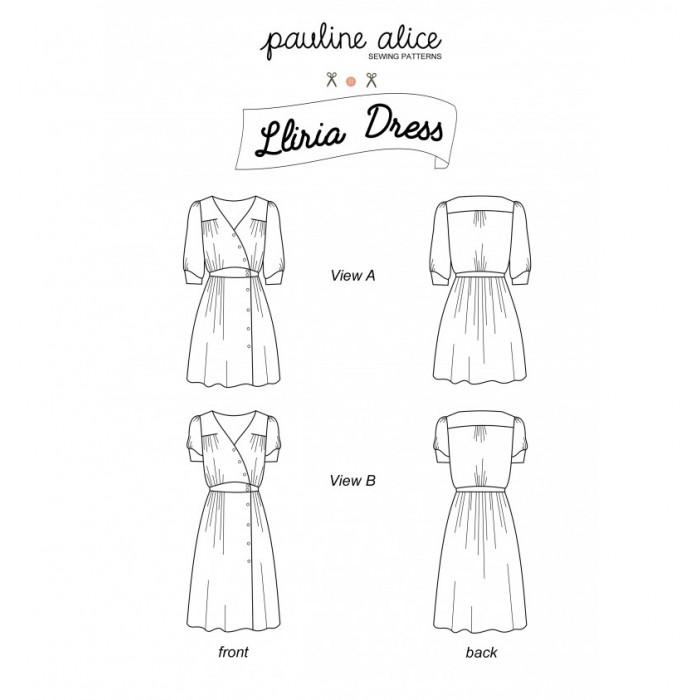 Robe Lliria - Pauline Alice