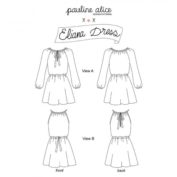 Robe Eliana - Pauline Alice