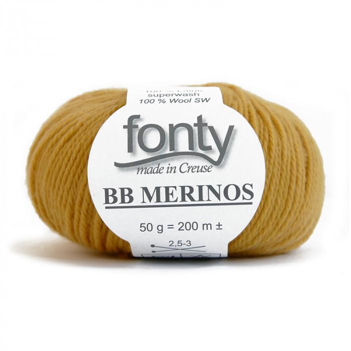 BB merinos - Fonty