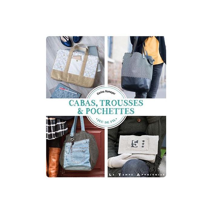 Cabas, trousses & pochettes - Corine Romeyer