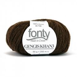 Gengis Khan 3 - duvet de yak
