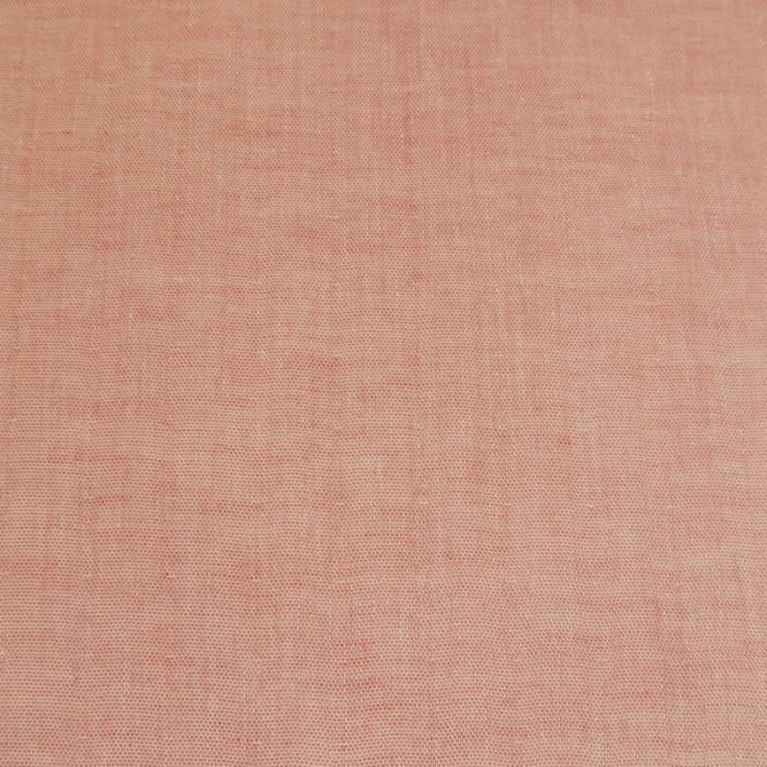 Tissu japonais double gaze - rose x 10 cm