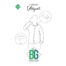 Chemise L'élégant - Les BG